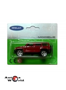 Macheta auto Hummer H2, 1:60 Welly