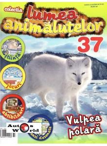 Lumea Animalutelor Nr.37 - Vulpea Polara, Amercom