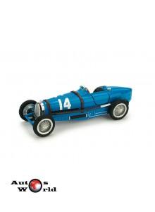 Macheta auto Bugatti Tipo 59 1934 GP. Franta, 1:43 Brumm