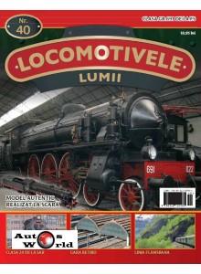 Locomotivele Lumii Nr.40 - Clasa GR 691 De La Fs, 1:160 Amercom