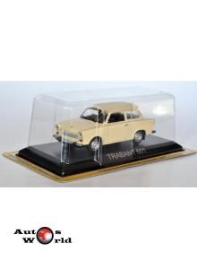 Trabant 601 - Masini de Legenda RO, 1:43 Deagostini