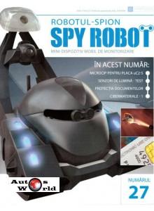Colectia Spy Robot Nr 27 Kit de asamblat, Eaglemoss