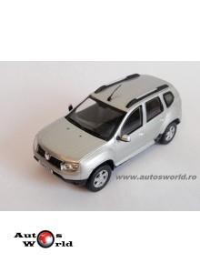 Dacia Duster 2010 gri, 1:43 Solido