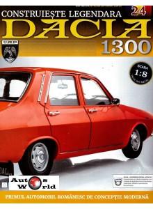 Macheta auto Dacia 1300 KIT Nr.24 - sistem directie, scara 1:8 Eaglemoss