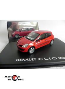 Renault Clio 2005, 1:43 Eligor