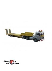 Macheta Camion Saurer D330 TK 1976-83, 1:43 Ixo