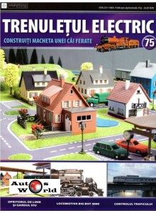 Colectia Trenuletul Electric Nr.75 diorama, Eaglemosss
