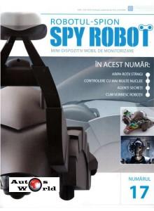 Colectia Spy Robot Nr 17 Kit de asamblat, Eaglemoss