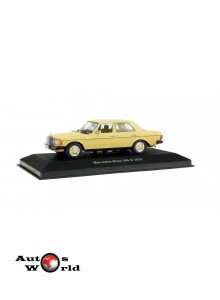 Macheta auto Mercedes Benz 200D W123, 1:43 Solido
