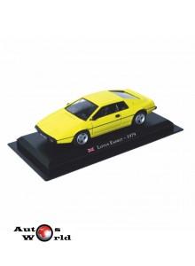 Masini De Legenda Nr.56 - Macheta auto Lotus Esprit 1979, 1:43 Amercom