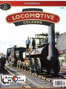 Locomotive Celebre Nr.21 - Locomotion no.1, 1:76 Amercom