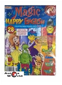 Magic Happy English Nr.28, Amercom