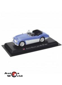 Masini De Legenda Nr.49 - Macheta auto Austin-Healey 3000 Mk III 1964, 1:43 Amercom