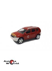 Macheta auto Dacia Duster Pompieri 3 inch, 1:56 Norev