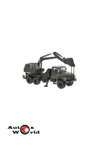 Macheta camion KrAZ 260 AOV-4422 verde, 1:43 Special Co