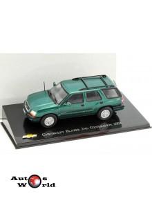 Macheta auto Chevrolet Blazer 2002, 1:43 Ixo