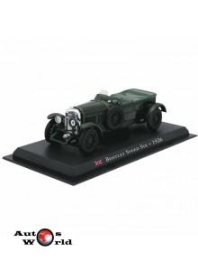 Masini De Legenda Nr.42 - Macheta auto Bentley Speed Six 1926, 1:43 Amercom