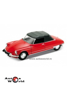 Citroen DS 19 Cabrio, 1:36 Welly