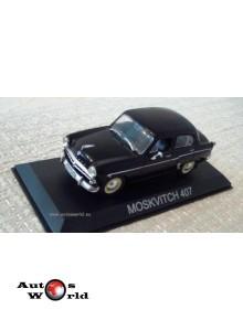 Moskvitch 407 - Masini de Legenda RO, 1:43 Deagostini