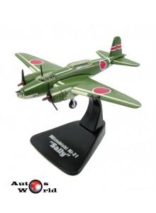 Macheta Avion Mitsubishi Ki-21 Sally Bombardier 1938 Japonia 1:144