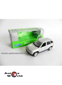 BMW X5, 1:60 Welly