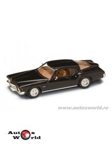 Buick Riviera GS negru, 1:43 Yatming