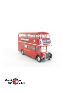 Autobus Aec Regent III RT  1939, 1:43 Ixo