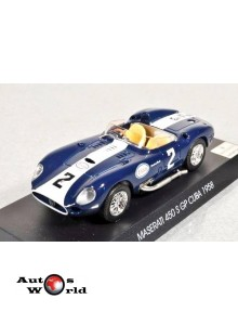 Maserati 450s GP, 1958, 1:43 Ixo