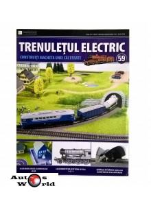 Colectia Trenuletul Electric Nr.59 diorama, Eaglemoss