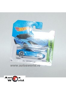 Chevrolet Corvette Stingray '14, 1:64 Hotwheels