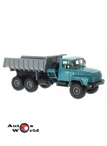Macheta camion KrAZ 260S albastru, 1:43 Special Co