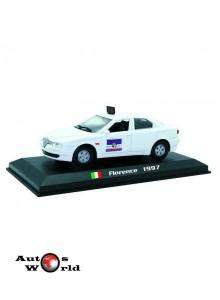 Taxiuri din lumea toata nr.28 - Alfa Romeo 156 - Florence 1997, 1:43 Amercom