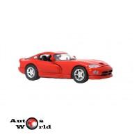 Macheta auto Dodge Viper RT/10 1996, 1:43 Universal Hobbies ...