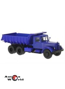 Macheta camion YAAZ 210E cu bena albastru, 1:43 Auto Historia