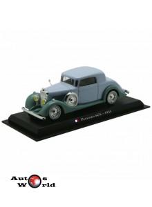 Masini De Legenda Nr.44 - Macheta auto Panhard 6CS 1935, 1:43 Amercom