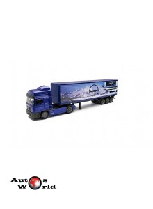 Macheta camion MAN F2000 lung, 1:43 Newray