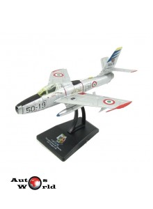 Macheta Avion Republic Thunderstreak F84 F61 Re Bombardier 1:100