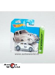 Volkswagen Beetle, 1:64 Hotwheels