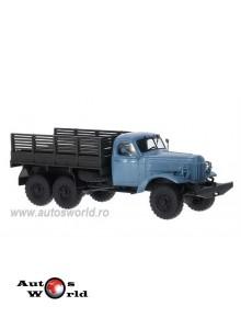 Camion ZIL 157K cu bena, albastru, 1:43 Auto Historia