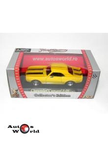 Chevrolet Camaro Z-28 galben, 1:43 Yatming