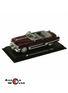 Masini De Legenda Nr.41 - Macheta auto Cadillac Coupe de Ville 1949, 1:43 Amercom