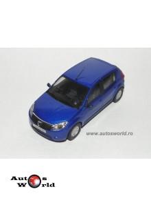 Dacia Sandero  1.6 16V - blue extreme, 1:43 Eligor