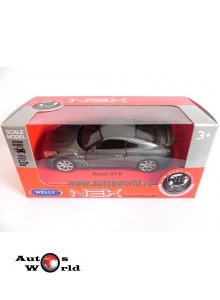 Nissan GT-R, 1:36 Welly