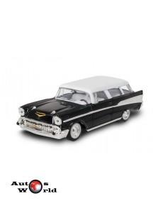 Chevrolet Nomad 1957 negru, 1:43 Lucky Diecast