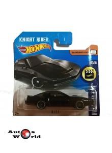 Macheta auto Pontiac K.I.T.T., 1:64 Hotwheels