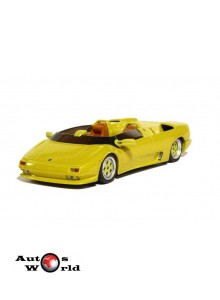 Macheta auto Lamborghini Diablo Roadster Prototype 1992, 1:43 Whitebox