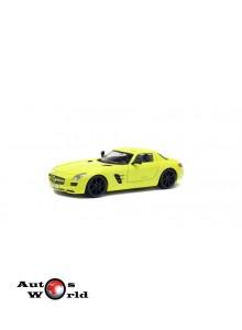 Macheta auto Mercedes Benz SLS AMG, 1:43 Solido
