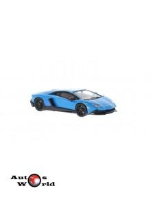 Macheta auto Lamborghini Aventador LP 720-4 50° Anniversario, 1:43, WhiteBox