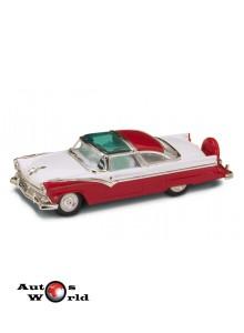 Ford Crown Victoria rosu 1955, 1:43 Lucky Diecast