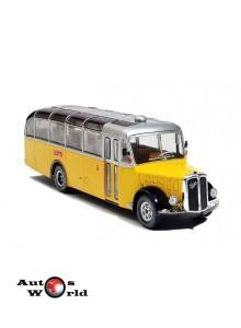 Autobus Saurer L4C 1949, 1:43 Ixo